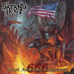 Satan's Host - Great American Scapegoat cover art