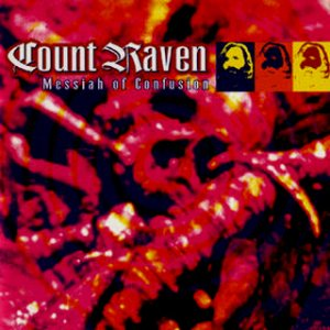 Count Raven - Messiah of Confusion cover art