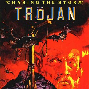 Tröjan - Chasing the Storm cover art