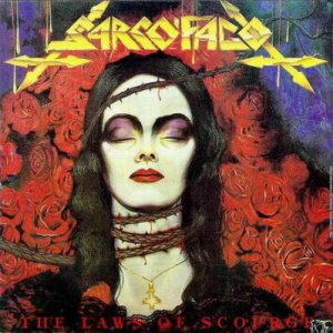 Sarcófago - The Laws of Scourge cover art