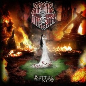 Arcana Imperia - Better Than Now cover art