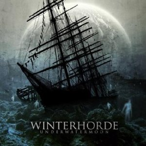 Winterhorde - Underwatermoon cover art