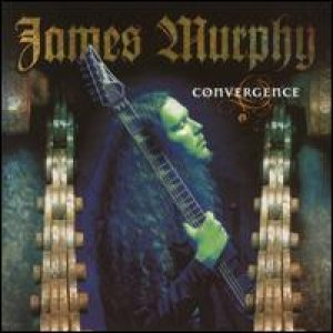James Murphy - Convergence cover art