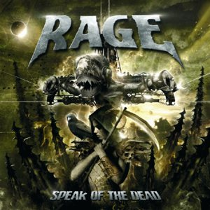 Rage - Speak of the Dead cover art