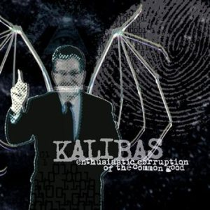 Kalibas - Enthusiastic Corruption of the Common Good cover art