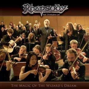 Rhapsody - The Magic of the Wizard's Dream cover art
