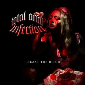 Total Anal Infection - Beast the Bitch cover art