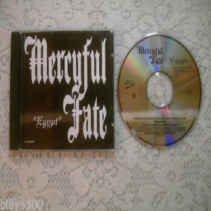 Mercyful Fate - Egypt cover art