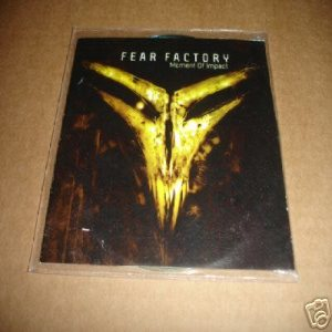 Fear Factory - Moment of Impact cover art