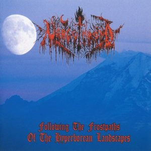 Nargothrond - Following the Frostpaths of the Hyperborean Landscapes cover art