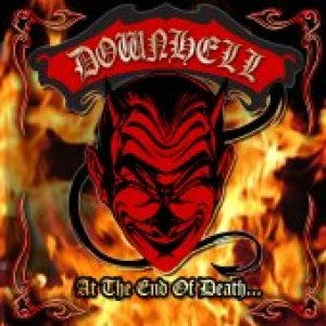Downhell - At the End of Death cover art