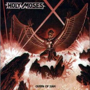 Holy Moses - Queen of Siam cover art