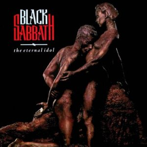 Black Sabbath - The Eternal Idol cover art