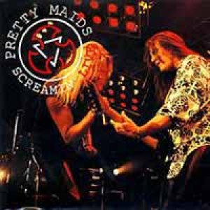 Pretty Maids - Screamin' Live cover art