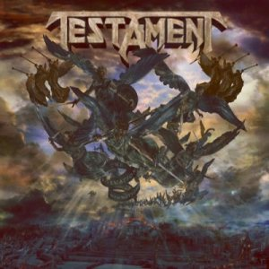 Testament - The Formation of Damnation cover art
