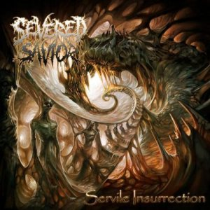 Severed Savior - Servile Insurrection cover art