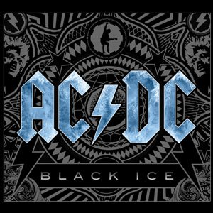 AC/DC - Black Ice cover art