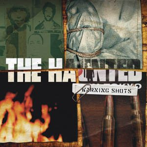 The Haunted - Warning Shots cover art