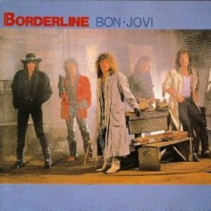 Bon Jovi - Borderline cover art