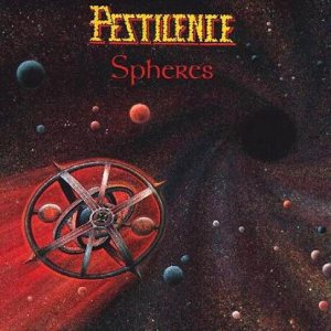 Pestilence - Spheres cover art