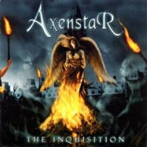 Axenstar - The Inquisition cover art