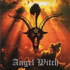 Angel Witch - They Wouldn't Dare cover art