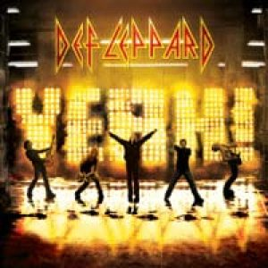 Def Leppard - Yeah! cover art