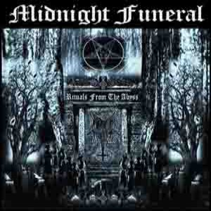 Midnight Funeral - Rituals From the Abyss cover art