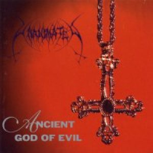 Unanimated - Ancient God of Evil cover art