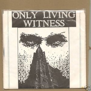 Only Living Witness - Complex Man cover art