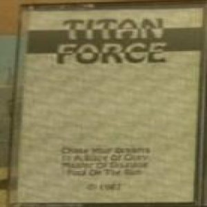 Titan Force - Demo 1987 cover art