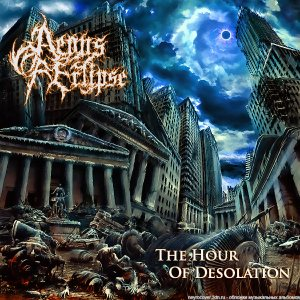 Aeons Of Eclipse - The Hour of Desolation