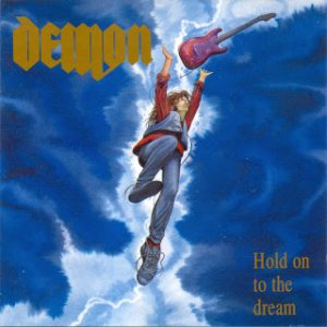 Demon - Hold on to the Dream cover art