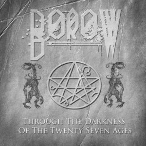 Borow - Through the Darkness of the Twenty Seven Ages cover art