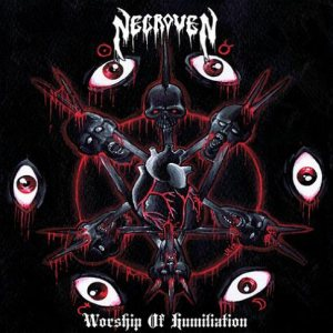 Necroven - Worship of Humiliation cover art
