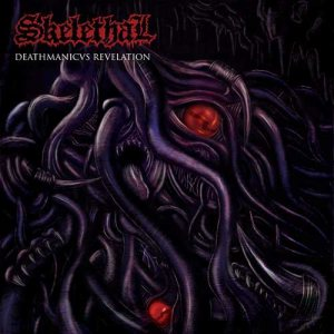 Skelethal - Deathmanicvs Revelation cover art