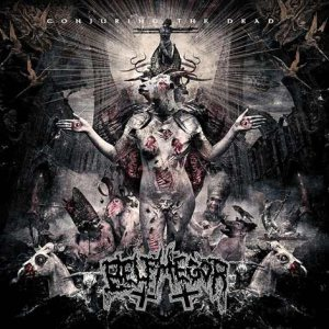 Belphegor - Conjuring the Dead cover art