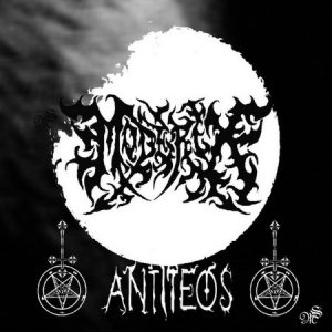 Moderix - Antiteos cover art