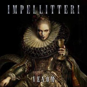 Impellitteri - Venom cover art