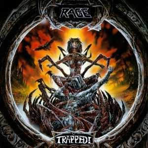 Rage - Trapped! cover art