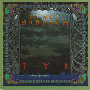 Black Sabbath - Tyr cover art