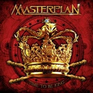 Masterplan - Time to Be King cover art