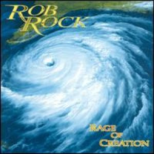 Rob Rock - Rage of Creation cover art