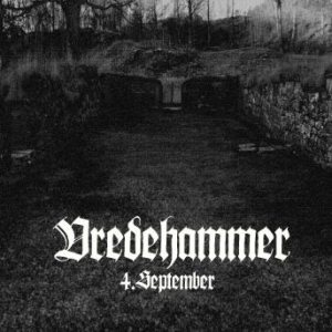 Vredehammer - 4. September cover art