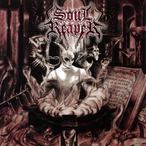 Soulreaper - Written in Blood cover art