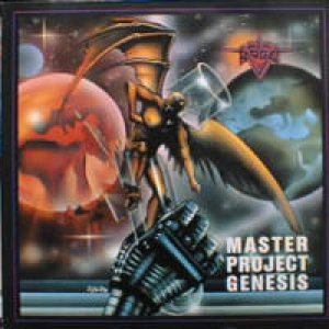 Target - Master Project Genesis cover art