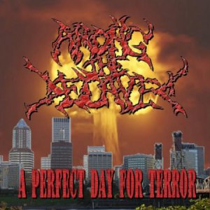 Among the Decayed - A Perfect Day for Terror