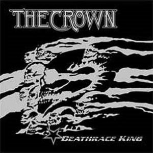 The Crown - Deathrace King cover art