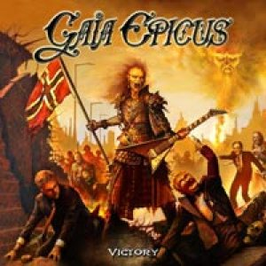 Gaia Epicus - Victory cover art