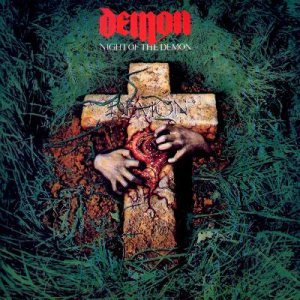Demon - Night of the Demon cover art